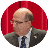 Moshe (Bogi) Ya'alon, former Chief of Staff of the IDF